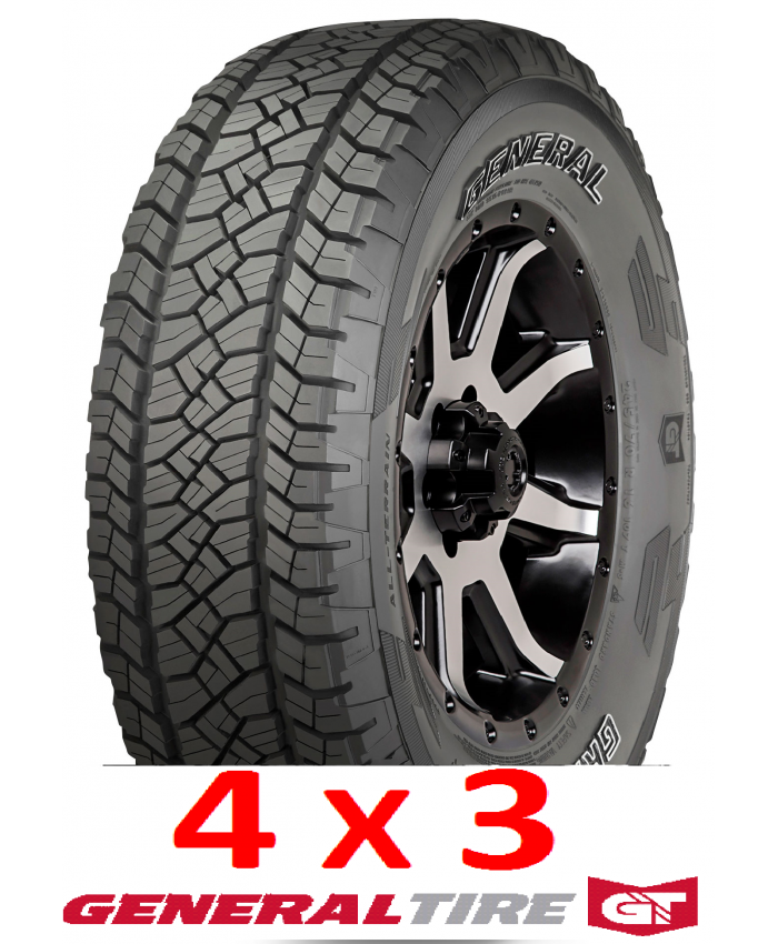 275/55R20 GENERAL-TIRE GRABBER APT