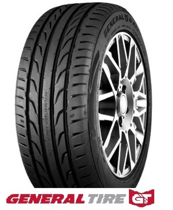 195/55R15 GENERAL TIRE GMAX RS