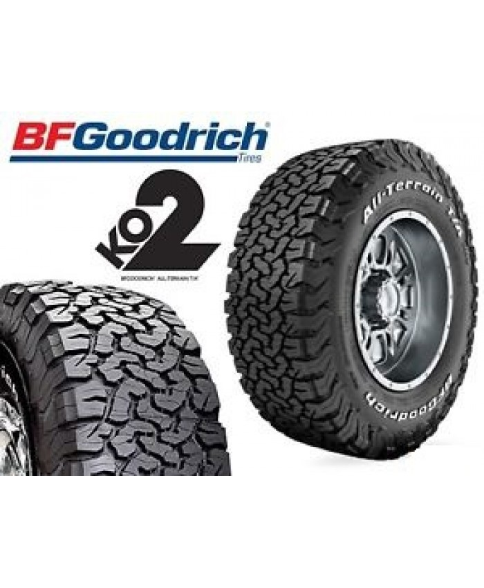 215/75R15 BF GOODRICH ALL TERRAIN KO2